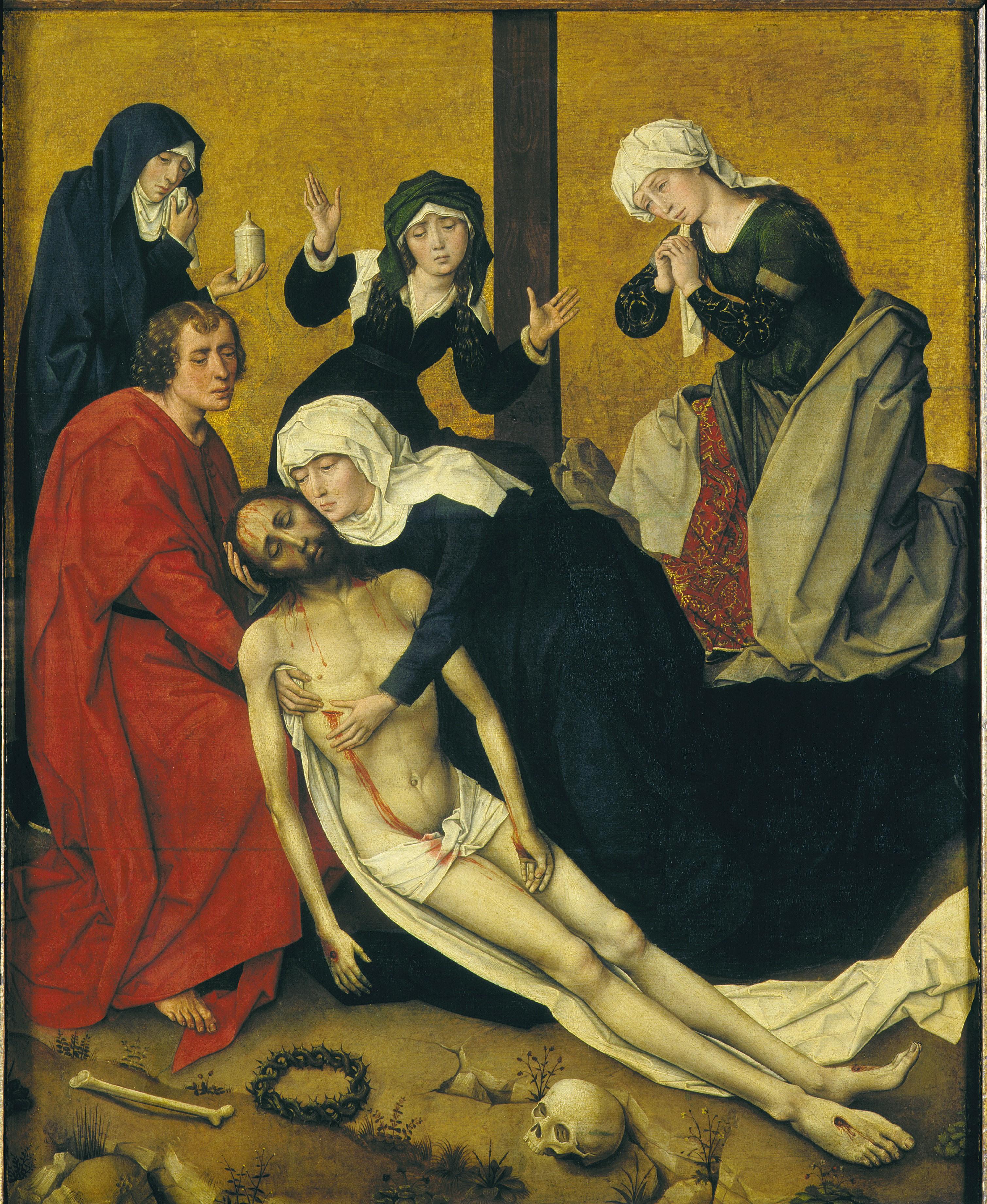Bewening van Christus, 1475-1499