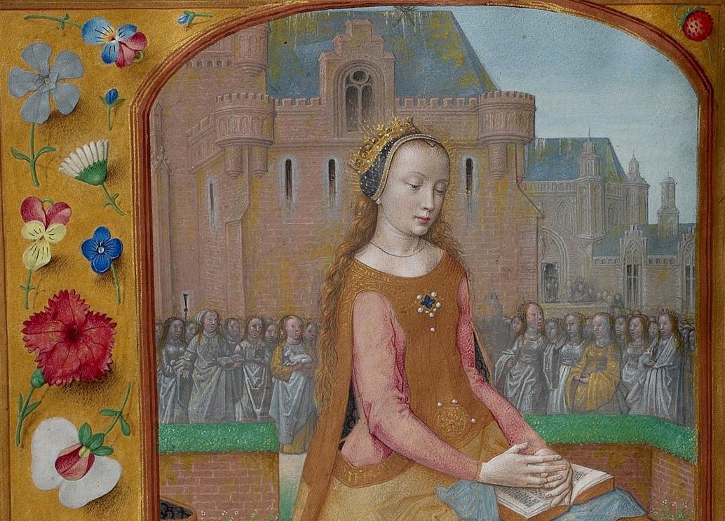 Breviarium Mayer van den Bergh, Gent-Brugse school, ca. 1500 Museum Mayer van den Bergh