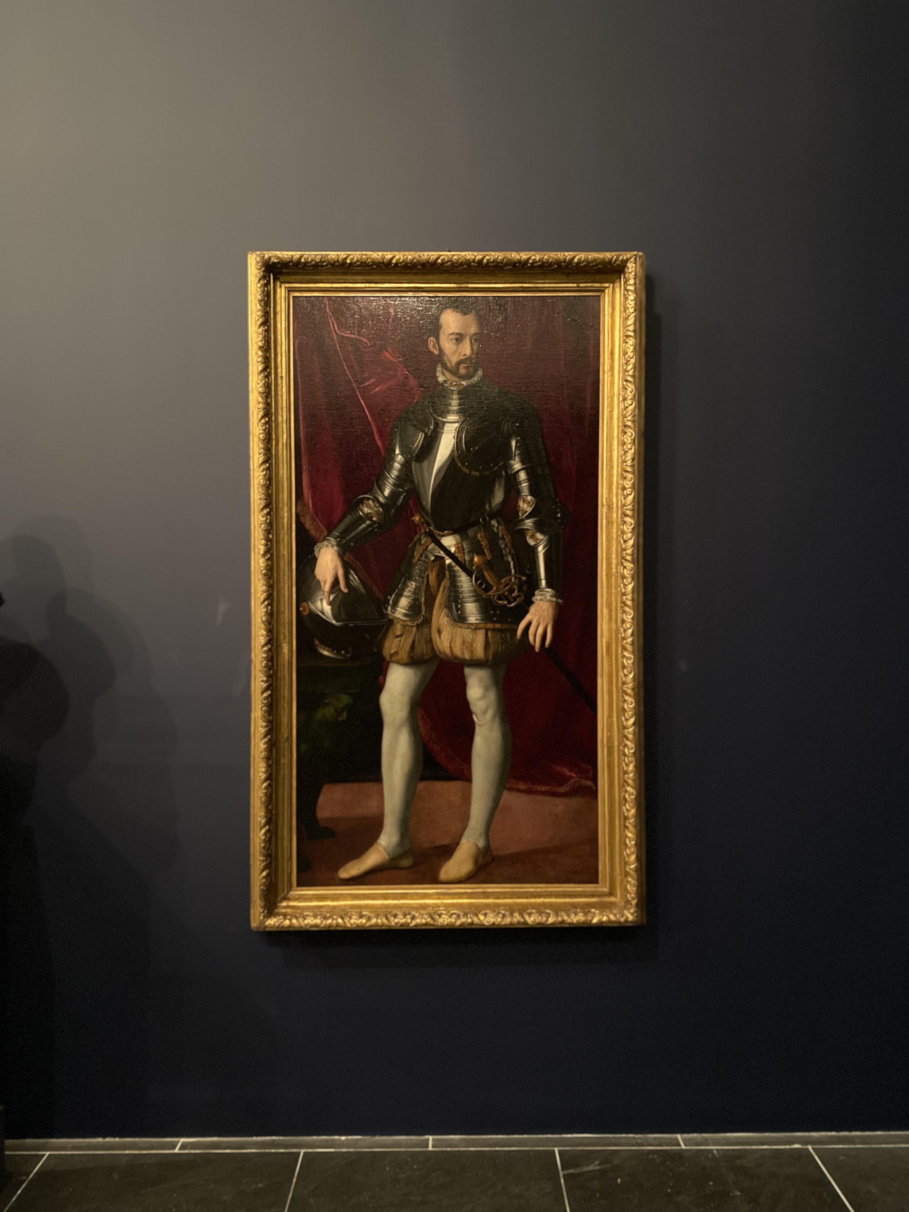 Francesco I de' Medici in tentoonstelling The Medici. Portraits & Politics, Metropolitan Museum of Art (New York)